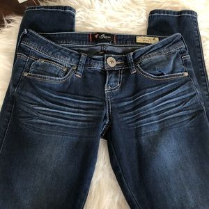 Guess low rise jegging Maxine fit jeans